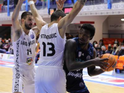 Basket, Champions League 2021-2022: Brindisi beffata nel finale dal Cluj-Napoca