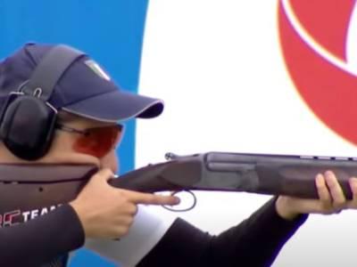 Tiro a volo, Mondiali junior 2021: l'Italia del trap festeggia il bronzo di Giorgia Lenticchia