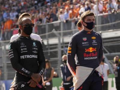 F1, la partenza sarà fondamentale nella battaglia tra Verstappen e Hamilton. Ferrari in agguato