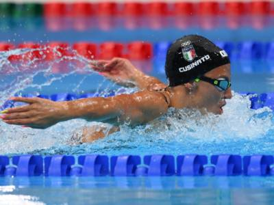 Nuoto, Coppa del Mondo 2021 Budapest. Ilaria Cusinato chiude con un secondo posto nei 200 misti