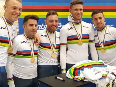 """Ciclismo su pista, Marco Villa: """"Questi ragazzi hanno ancora fame. Ora non dobbiamo sederci"""""""