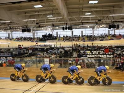 VIDEO Italia-Francia, Finale Mondiali ciclismo su pista: il trionfo azzurro nell'inseguimento a squadre