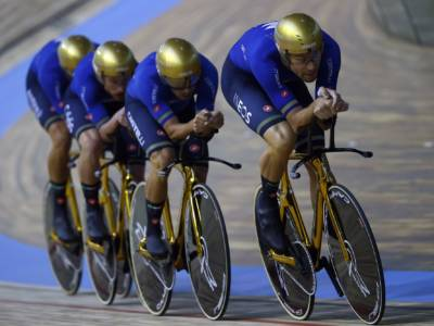 Ciclismo su pista, l'Italia vince l'oro nell'inseguimento ai Mondiali dopo 24 anni! Settimo titolo nella storia: i precedenti