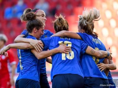 Italia-Croazia calcio femminile: programma, orario, probabili formazioni, tv, streaming