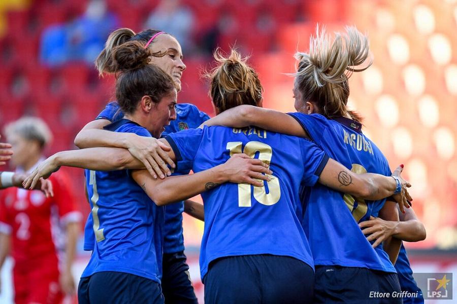 Italia Croazia calcio femminile: programma, orario, probabili formazioni, tv, streaming