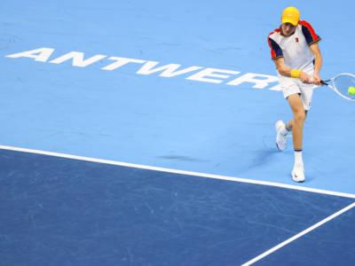 LIVE Sinner-Rinderknech 6-4 6-2, ATP Anversa in DIRETTA: prossimo avversario e proiezioni ranking ATP