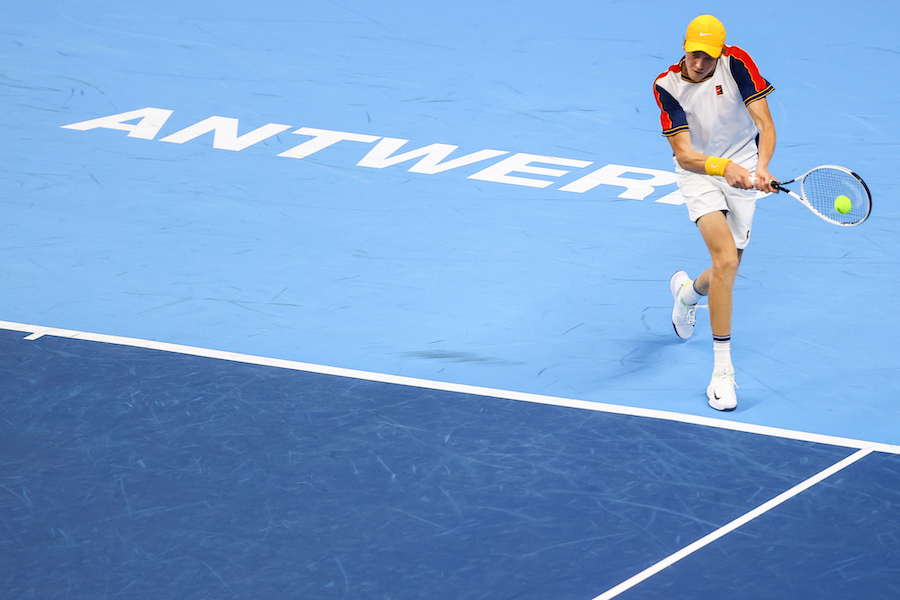 LIVE Sinner Rinderknech, ATP Anversa 2021 in DIRETTA: orario e canali tv. L'azzurro deve prendersi la rivincita