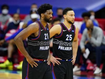 """Basket NBA, continuano gli scontri verbali tra Embiid e Simmons: """"È deludente e irrispettoso"""""""