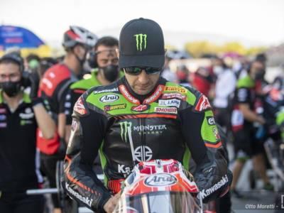"""Superbike, Jonathan Rea: """"Continuo a lavorare e con il team non vogliamo arrenderci"""""""