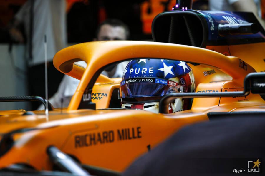 """F1, Lando Norris: """"La Ferrari, in questo momento, è nettamente più veloce di noi e si è visto anche a Austin"""""""