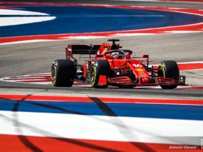 F1, GP Usa 2021: orario d'inizio e come vedere in tv FP3 e qualifiche