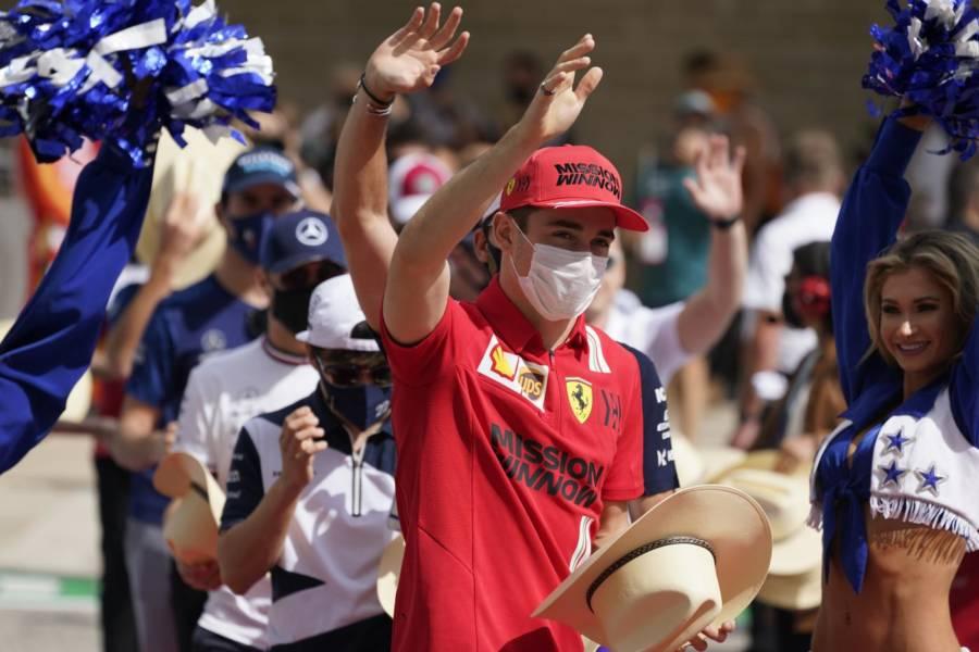 """F1, Charles Leclerc: """"Un buon quarto posto, ho dato tutto in ogni giro per il sogno podio"""""""