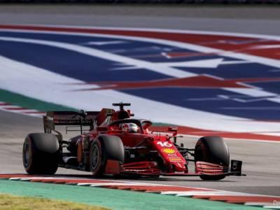 F1, GP Usa 2021: orario d'inizio e come vedere in tv la gara