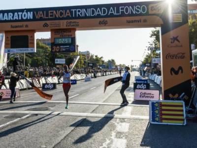 Atletica, Letensebet Gidey firma il Record del Mondo di mezza maratona. Fantascientifico 1h02:52