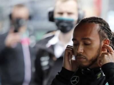 """F1, Lewis Hamilton: """"Ho dato tutto quello che avevo, domani voglio vincere"""""""