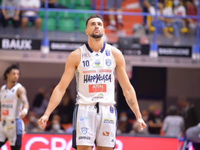 Basket, Serie A 2021-2022: Treviso vince il derby, Gaspardo trascina Brindisi Gaspardo trascina Brindisi