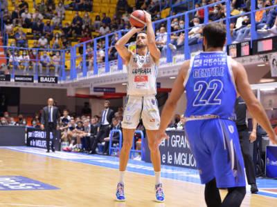 Basket, i migliori italiani della 2a giornata di Serie A. Raphael Gaspardo mattatore assoluto