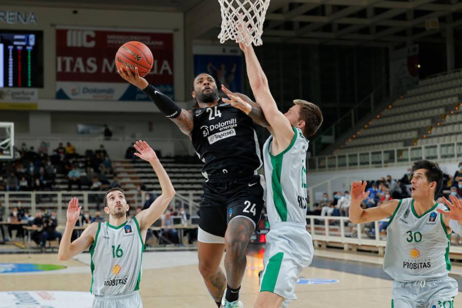 Basket, EuroCup 2021 2022: Trento a caccia di punti ad Andorra. Virtus Bologna, arriva Ulm con il pericolo Felicio