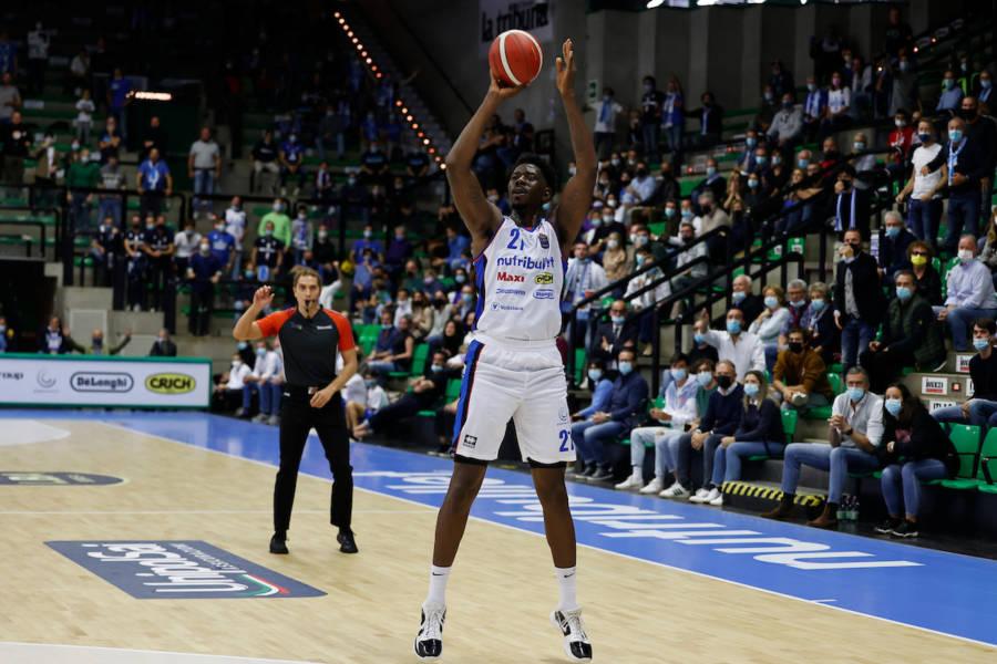Basket, 5^giornata Serie A 2021 2022: Treviso espugna Trento, Trieste domina con Tortona