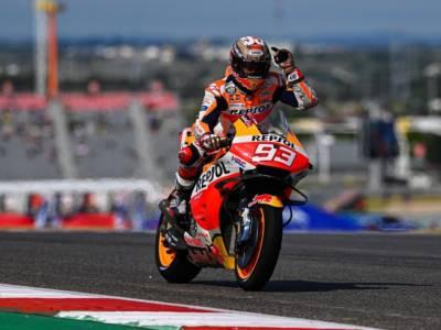 MotoGP, Misano 2021: numeri, statistiche, curiosità. Mai nessuno ha vinto 4 volte in Romagna, ma Marc Marquez può sfatare il tabù