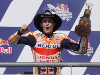MotoGP, i promossi e bocciati del GP delle Americhe: Marc Marquez il Re del Texas, Quartararo prossimo all'iride