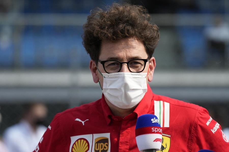F1, Mattia Binotto assente in Messico e Brasile per gestire lo sviluppo in ottica 2022 a Maranello