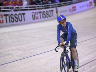 LIVE Ciclismo su pista, Europei 2021 in DIRETTA: ITALIA D'ARGENTO! Seconde Paternoster nell'eliminazione e il quartetto nell'inseguimento!