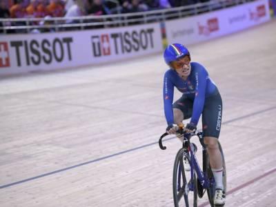 VIDEO Letizia Paternoster è oro nell'Eliminazione ai Mondiali di ciclismo su pista! Lacrime di gioia a Roubaix