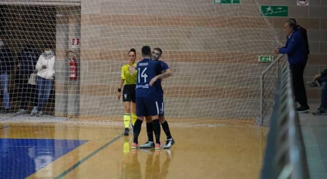 Calcio a 5, Serie A: il Pesaro passa di misura a Matera, Napoli-Aniene pari e patta