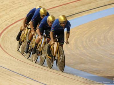 """LIVE Ciclismo su pista, Mondiali in DIRETTA: Ganna e il quartetto nella leggenda! Primo oro per Letizia Paternoster: """"La mia rinascita"""""""