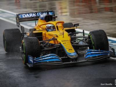 F1, cambio di Power Unit sulla McLaren di Daniel Ricciardo in Turchia: la nuova griglia di partenza