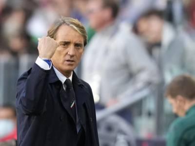 """Calcio, Roberto Mancini: """"Abbiamo disputato una grande partita contro il Belgio, ottimi segnali da parte di tutti"""""""