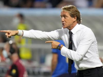 """Calcio, Roberto Mancini: """"Vincere la Nations League sarebbe bellissimo, ma occhio alla Spagna…"""""""