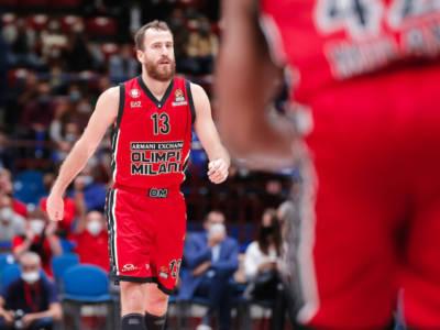 Basket, Eurolega 2021-2022: Milano vola in Spagna per un'insidiosa trasferta contro il Baskonia
