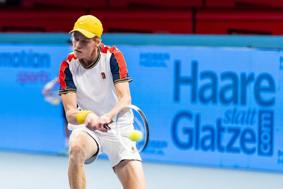 """ATP Vienna, Jannik Sinner: """"Grande partita contro Opelka. Mi sono adattato bene al campo"""""""