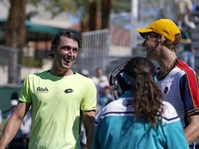 """Tennis, Jannik Sinner: """"Ho disputato un buon incontro, contro Isner sarà un match complicato"""""""