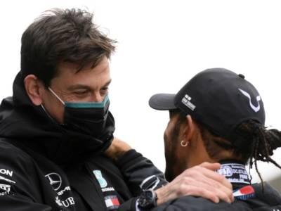 """F1, Toto Wolff: """"Abbiamo cercato di vincere con Hamilton, contento per la prestazione di Bottas"""""""