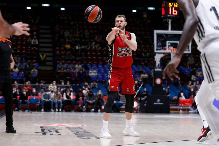 Basket, Eurolega 2021 2022: l'Olimpia Milano cerca subito il riscatto con la Stella Rossa