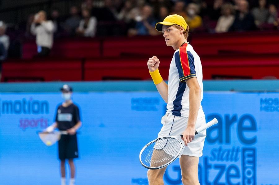 ATP Vienna, Jannik Sinner non dá scampo ad Opelka e lo spazza via in due rapidi set!