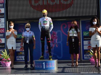 Ciclismo: Edoardo Zambanini vola tra i professionisti, correrà con la Bahrain-Victorious