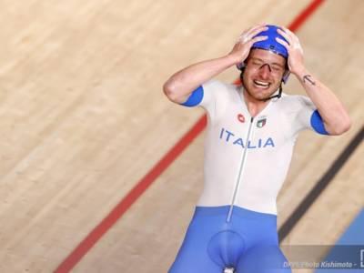"""Mondiali ciclismo su pista 2021, Simone Consonni: """"È qualcosa di incredibile, il quartetto è il simbolo della squadra"""""""