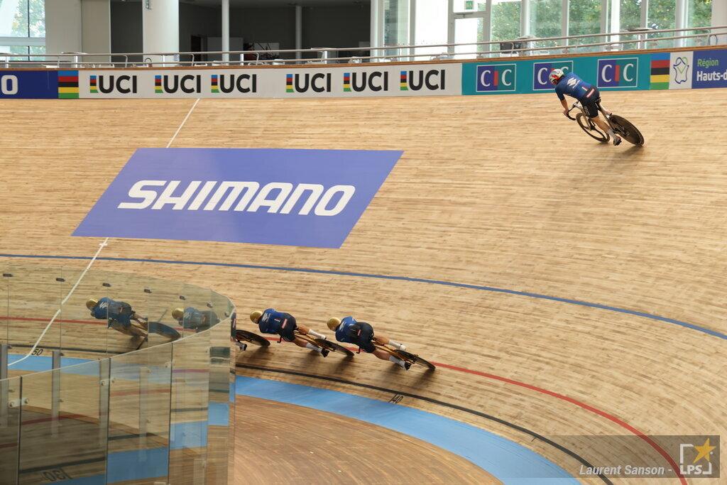 Mondiali ciclismo: Viviani oro nell'eliminazione, Italia chiude con 10 medaglie
