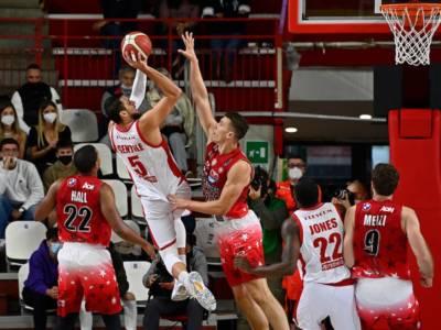 Basket, i migliori italiani della 3^ giornata di Serie A: derby da protagonista per Gentile, Bortolani sempre più leader a Treviso