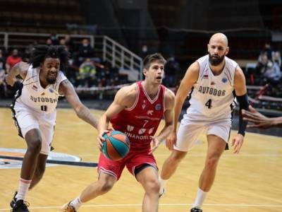 Basket, FIBA Europe Cup 2021-2022: sconfitta in terra russa per Reggio Emilia
