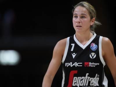 Basket femminile, le migliori italiane della prima giornata di A1: Tassinari trascina la Virtus, Andrè protagonista con Schio