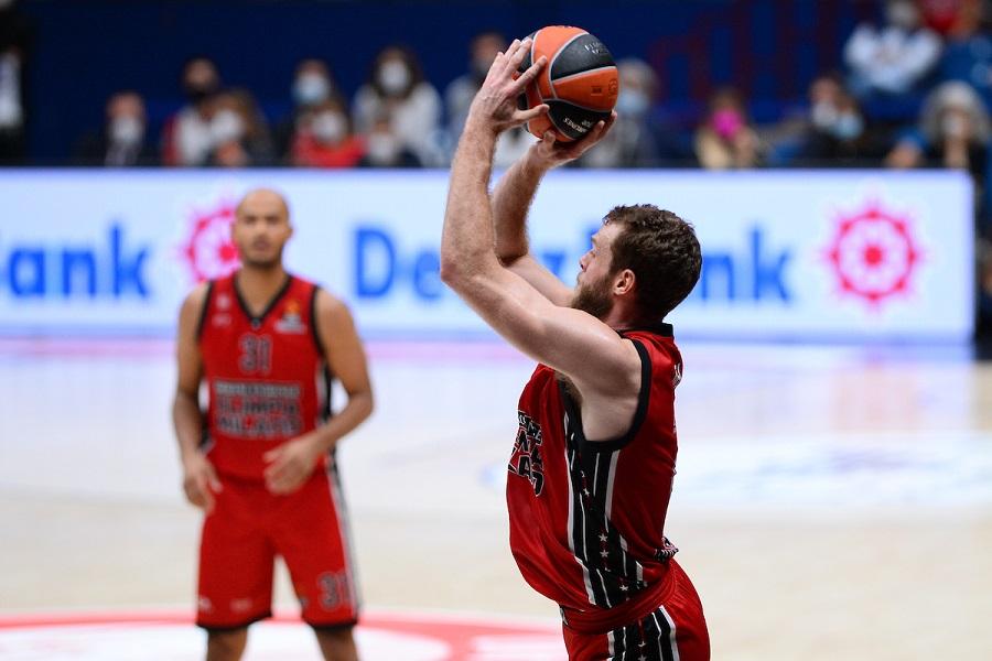 Basket, Eurolega 2021 2022: prima sconfitta per Milano. L'Olimpia cade in Germania contro il Bayern