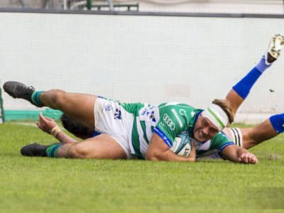 Rugby, United Rugby Championship: Benetton Treviso, con gli Ospreys è scontro diretto