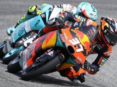 Moto3, risultati FP2 GP Emilia Romagna: Acosta domina la scena, Migno svetta nella combinata. Foggia chiude 23°
