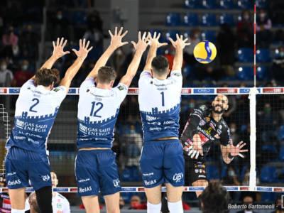 Volley, SuperLega 2021-2022: Piacenza espugna Civitanova! Colpaccio dei Lupi contro i Campioni d'Italia