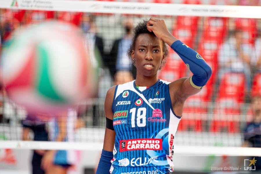 LIVE – Conegliano Novara: Serie A1 Femminile 2021/2022 volley in DIRETTA